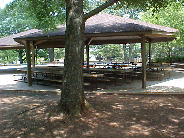 Big Oaks Shelter