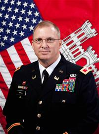 Colonel Jeffrey M. Hall, Commander, U.S. Army Corps of Engineers, Savannah District