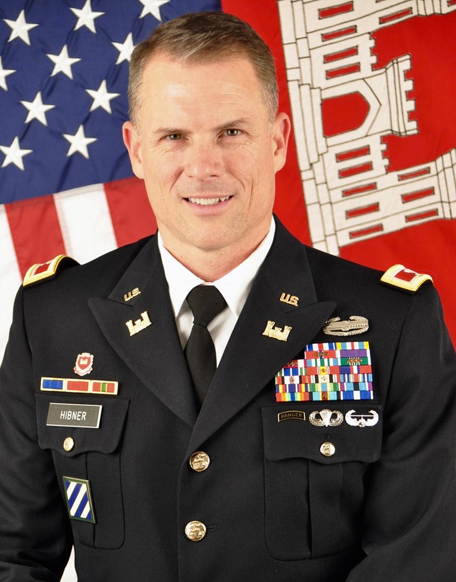 Col. Daniel Hibner